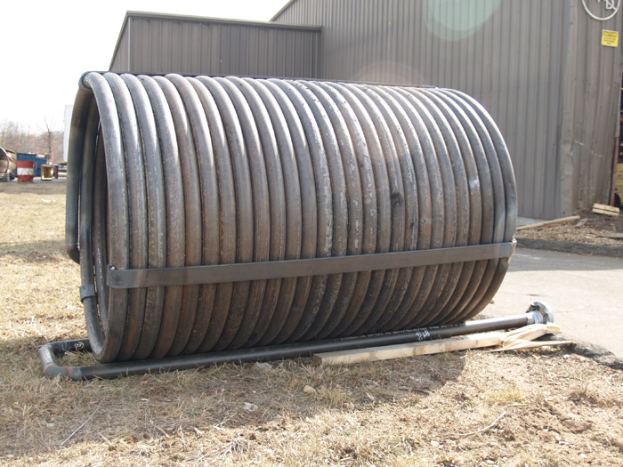 Pipe Helical Coil